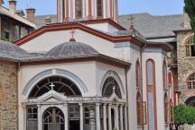 Храм, где находится икона Божией Матери Иверская