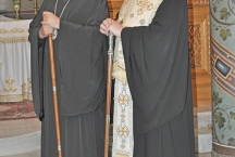 Владыка Тихон с митрополитом Анфимом