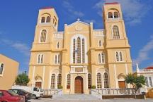 Кафедральный храм свт. Николая в Александруполисе