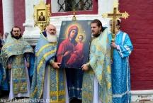 День празднования Тихвинской иконы Божией Матери
