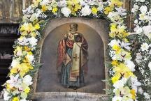 День святителя Николая. Престольный праздник
