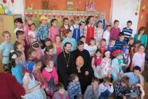 Пасхальный праздник Воскресной школы 2015