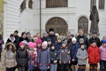 Поездка в город Дмитров