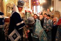 Поздравление отца Георгия с юбилеем