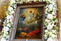 Праздник Преображения Господня.Всенощное бдение