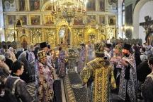 Праздник Преподобного Алексия, человека Божия