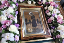 Престольный праздник преподобного Алексия, человека Божия