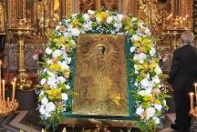 Престольный праздник преподобного Сергия Радонежского