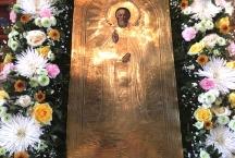 Престольный праздник Преставление прп. Сергия, игумена Радонежского, всея России чудотворца
