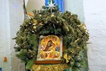 Рождественский праздник в детской Воскресной школе
