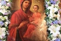 Престольный праздник. Праздник Тихвинской иконы Божией Матери