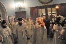 Светлое Христово Воскресение - Пасха Ночное Богослужение
