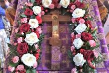 Праздник Воздвижение Честного и Животворящего Креста Господня. Литургия