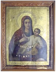 Чтимая икона Божией Матери «Козельшанская»