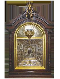 Чтимая икона Божией Матери «Казанская»