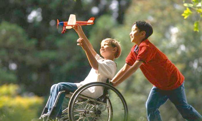 картинки детей инвалидов